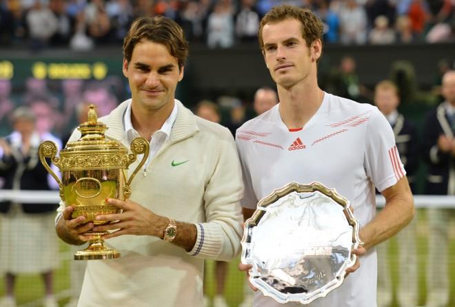 """Federers: """"Esmu drošs, ka Marejs kādreiz uzvarēs """"Grand Slam"""" turnīrā"""""""