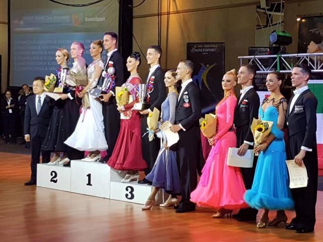 Latvijas pāris Malaizijā Pasaules kausā Standartdejās 4.vietā