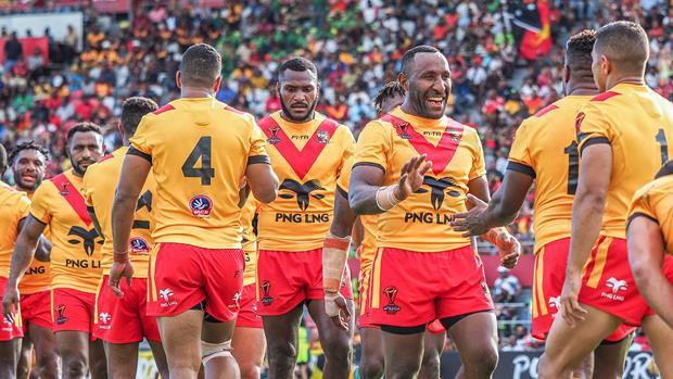 Papua Jaungvineja gūst lielāko uzvaru vēsturē – 64:0 pret ASV