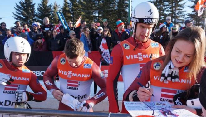 Oficiāli: Latviju olimpiskajās spēlēs pārstāvēs desmit kamaniņu sportisti