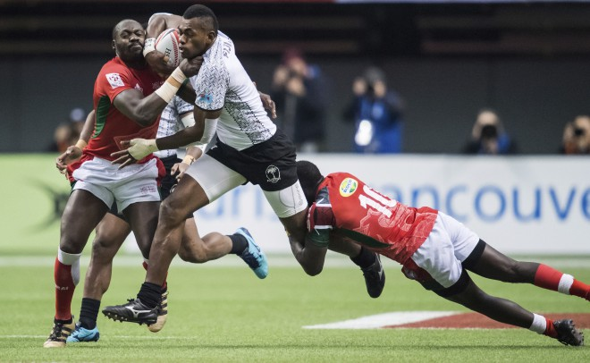 Kenija pārsteidz, taču Vankūverā uzvar Fidži