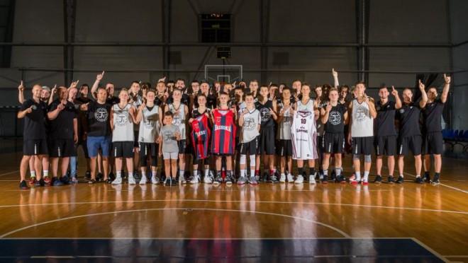 Noslēgusies Timmas un VEF rīkotā basketbola nometne