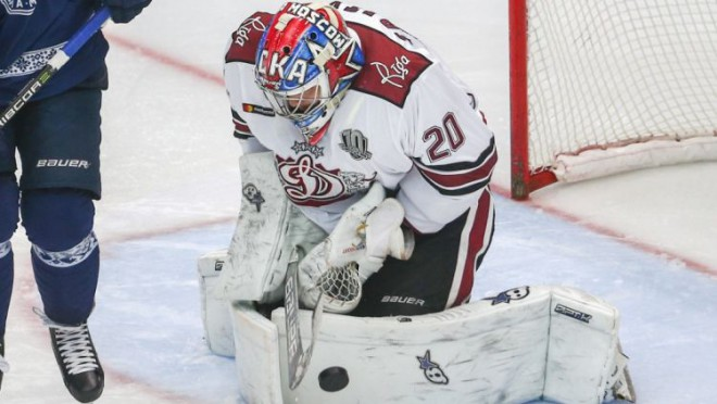"""Kalns un Tretjaks tieši pirms KHL sezonas sākuma tiek pie līgumiem ar """"Dinamo"""""""