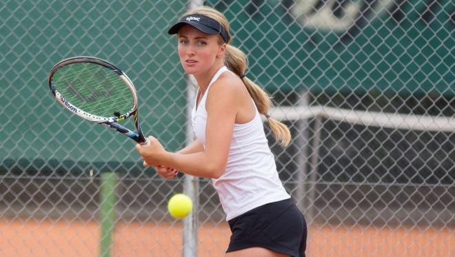 Marcinkeviča nenosargā pārsvaru pirmās kārtas mačā ITF turnīrā Portugālē