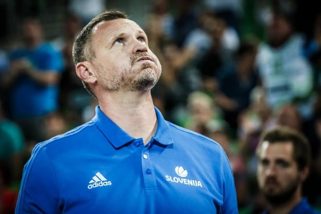 """Slovēnijas treneris: """"Latvija spēlē ļoti līdzīgi mums"""""""