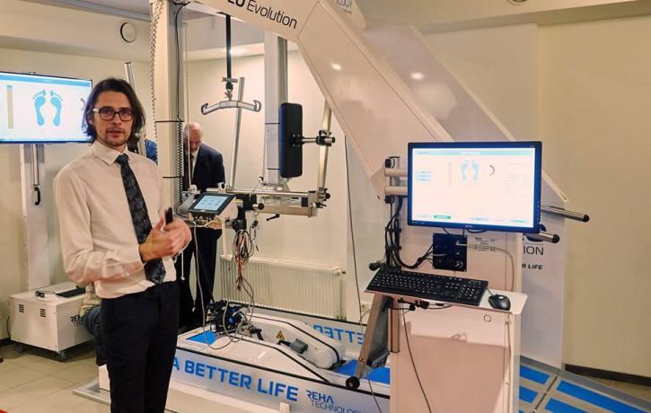 Jauna robotikas rehabilitācijas programma pieaugušajiem