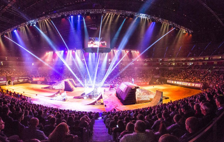 Motofrīstaila pasaules čempionāts Rīgā jau šo sestdien!
