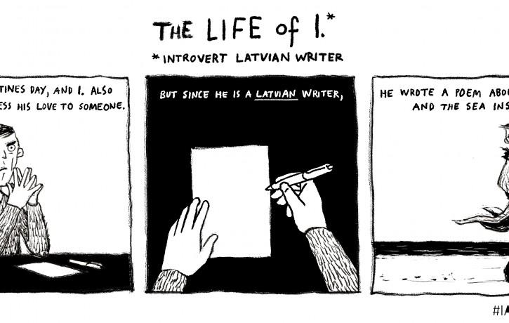Starptautiskajā Londonas grāmatu tirgū latviešus prezentēs kā introvertu nāciju