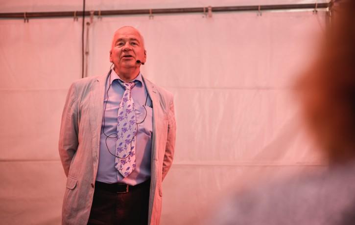 Profesors Jānis Zaļkalns: kā pārvarēt vecuma nīgrumu