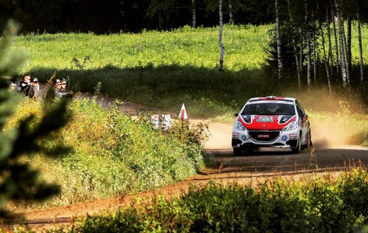 LMT Autosporta Akadēmijas ekipāža uzvar LRČ posmā Igaunijā