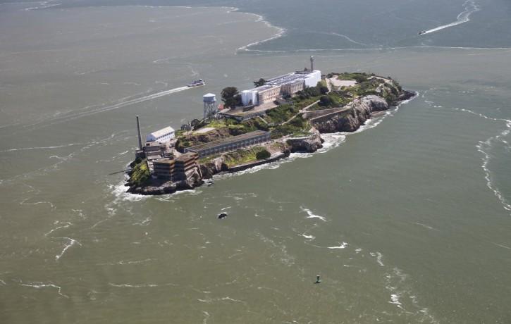 Desmit interesanti fakti par slaveno Alkatrazas cietumu