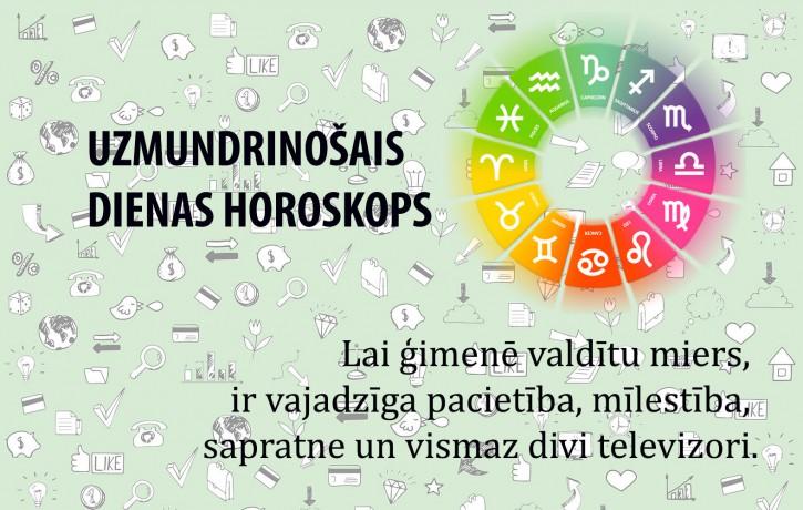 Uzmundrinošie horoskopi 27. martam visām zodiaka zīmēm