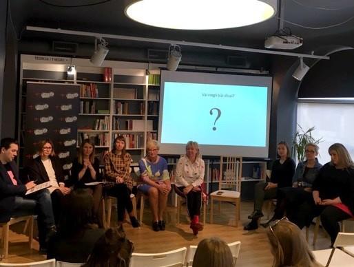 Cik liela loma Latvijas mūzikas industrijā ir sievietēm?