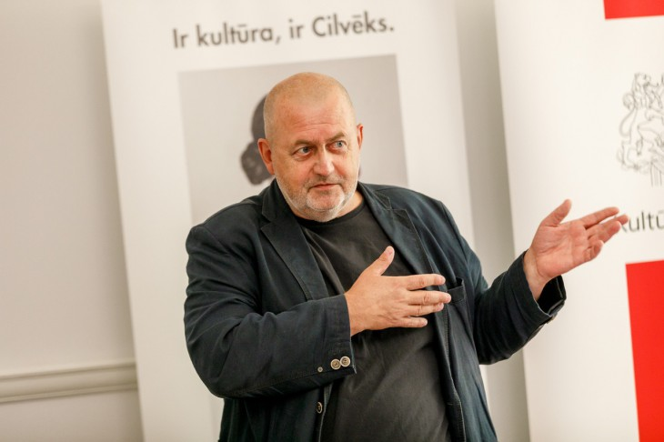 Ar Valsts kultūrkapitāla fonda finansējumu ik gadu Latvijā tiek atbalstīti ap 2500 kultūras projektu