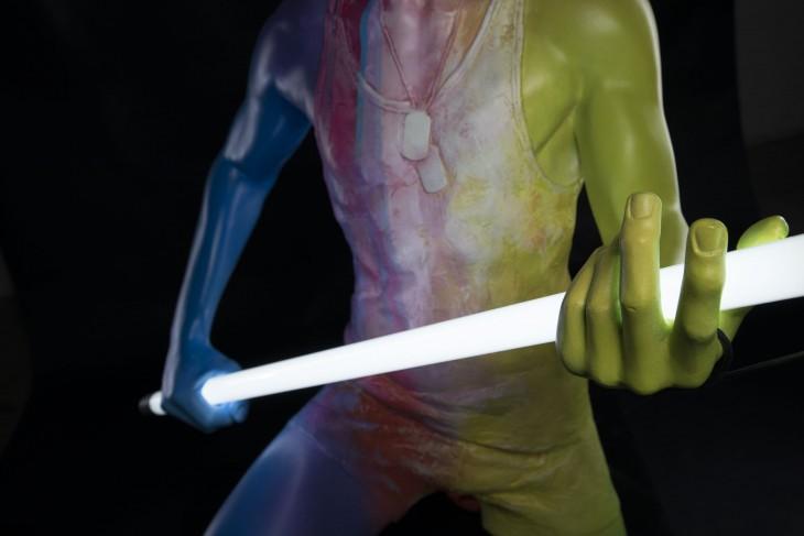 Spēcīgākie Liepājas mākslinieki īsteno projektu par realitātes ilūziju