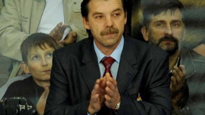Oļegs Znaroks  Foto: Romāns Kokšarovs, Sporta Avīze, f64
