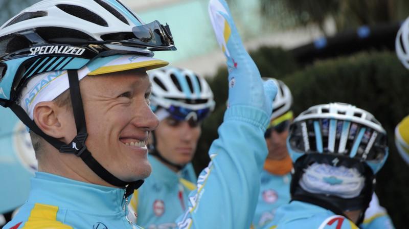 Aleksandrs Vinokurovs. Foto: AFP/Scanpix