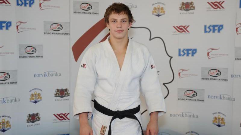 Dmitrijs Fedosejenkovs  Foto: judo.org.lv