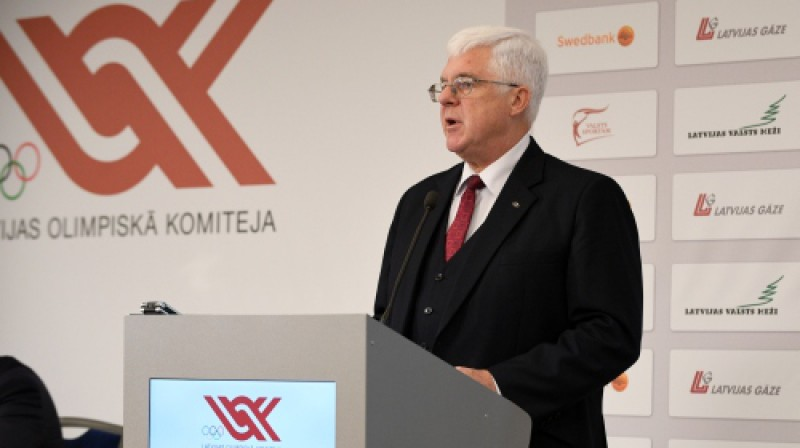 Aldons Vrubļevskis Foto: Romāns Kokšarovs/f64