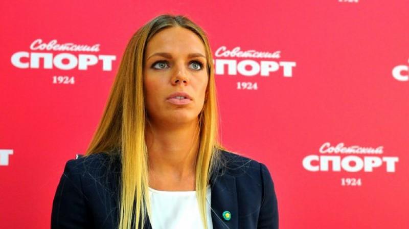 Jūlija Jefimova Foto: sovsport.ru