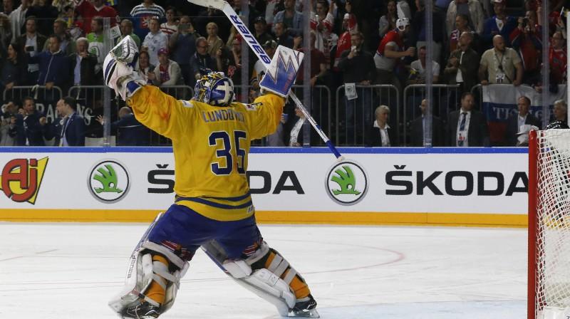 Henriks Lundkvists Foto: Reuters