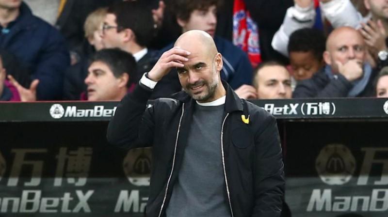 Žuzeps Gvardiola. Foto: Empics Sport/Scanpix