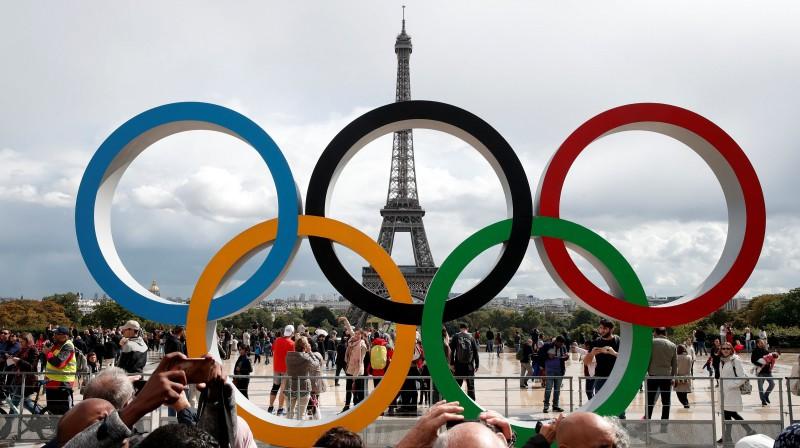 Eifeļa tornis Foto: Reuters/Scanpix