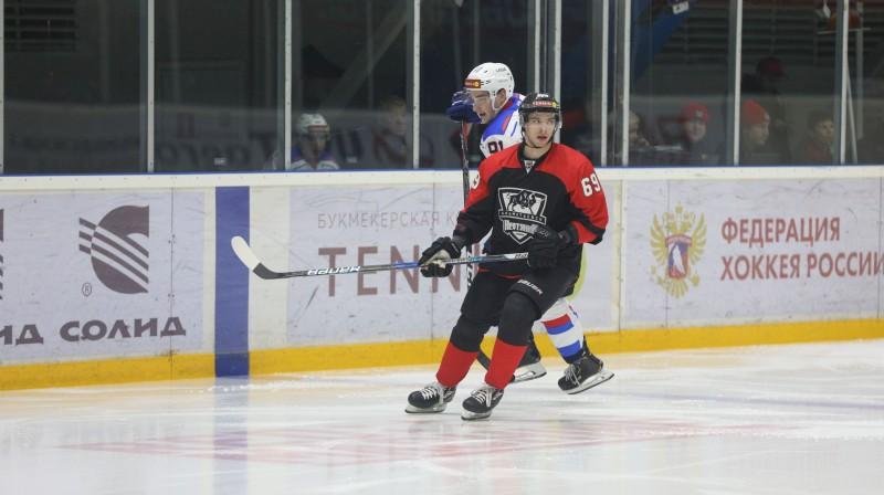Nikolajs Jeļisejevs. Foto: http://ahc-neftyanik.ru