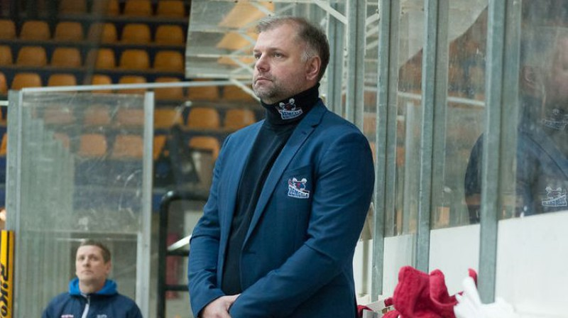 Valērijs Kuļibaba. Foto: LHF