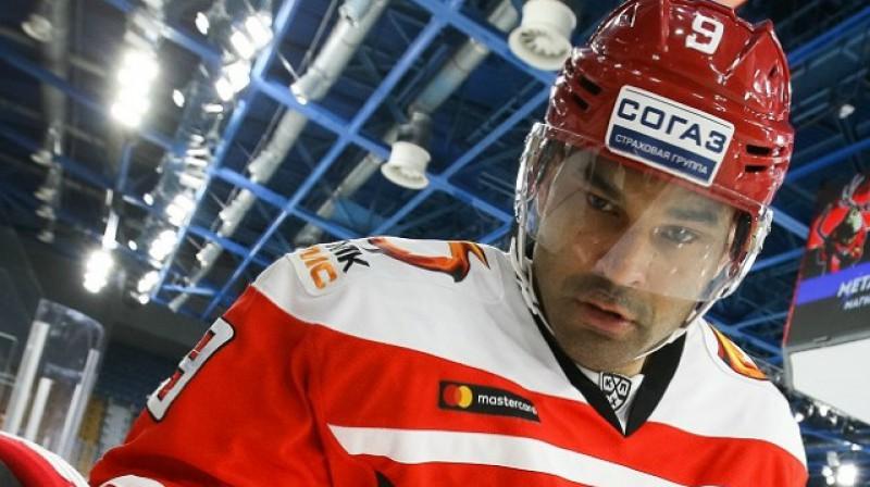 Naidžels Douss. Foto: KHL