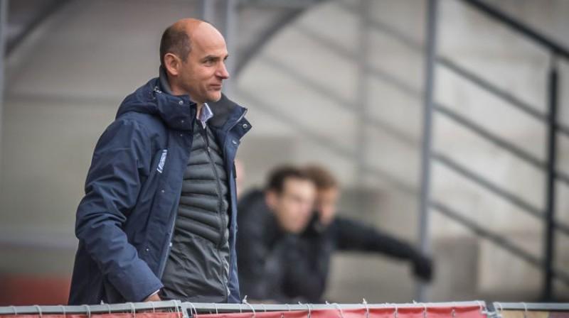 Viktors Skripņiks. Foto: Zigismunds Zālmanis/Riga FC