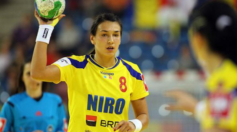 Kopš vakardienas labākā vārtu guvēja Eiropas čempionātu vēsturē ir rumāniete Kristīna Ņagu.