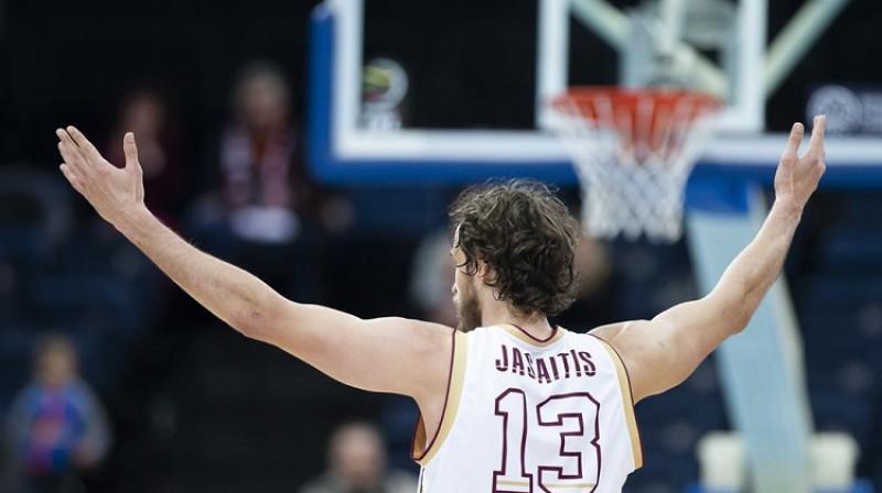 Sims Jasaitis. Foto: FIBA
