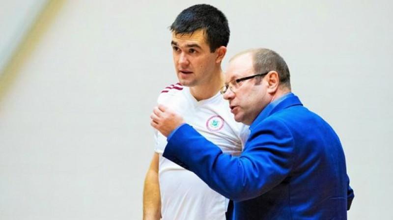 Artūrs Šketovs. Foto: LFF