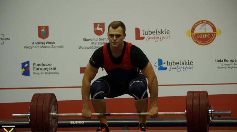 Jānis Griškovs Foto: lsfed.lv