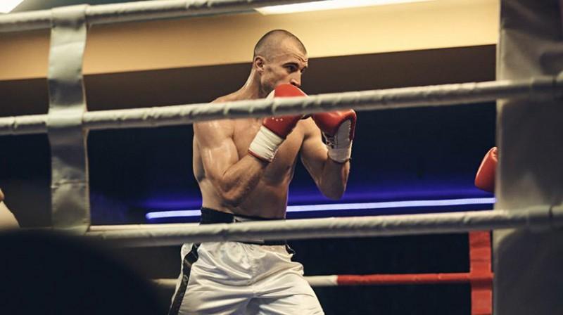 Aleksandrs Kostromins. Foto no sportista Facebook profila