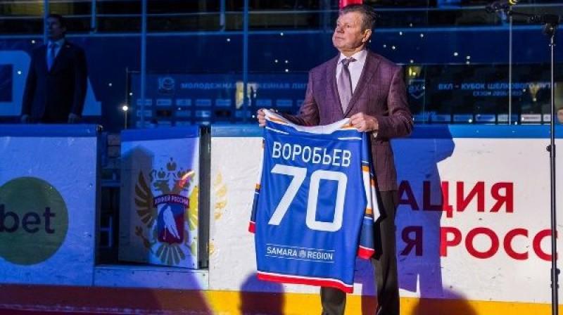 Pjotrs Vorobjovs. Foto: tltgorod.ru