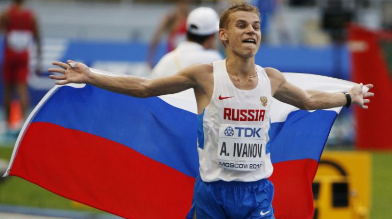 Aleksandrs Ivanovs. Foto: AP/Scanpix