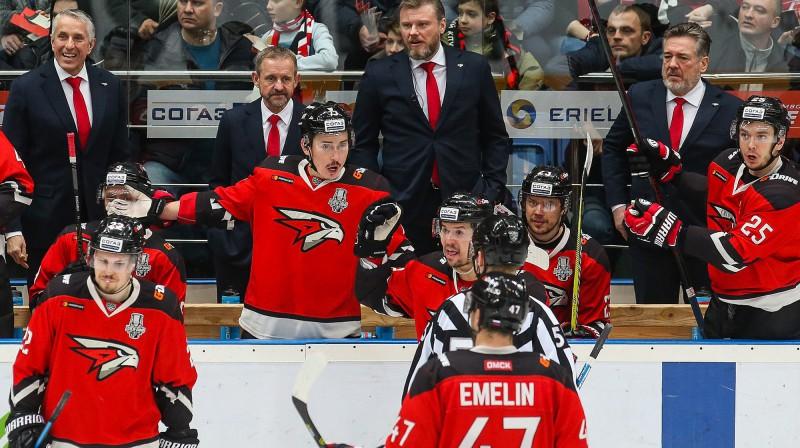 """Boba Hārtlija """"Avangard"""" iekļūva Austrumu konferences finālā. Foto: www.hawk.ru"""