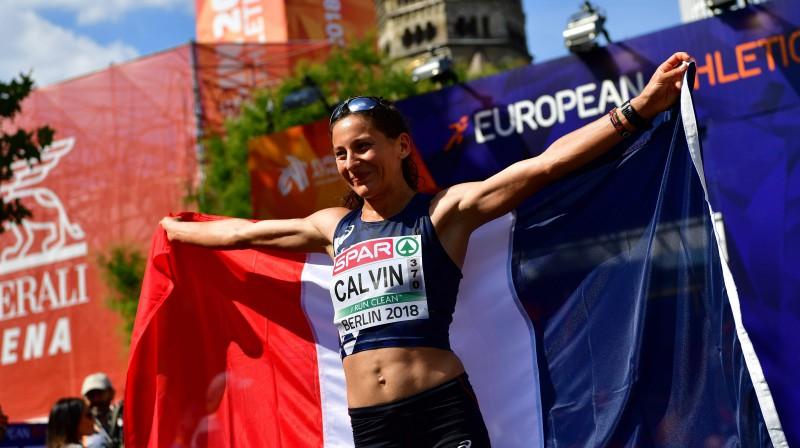 Klemensa Kalvina. Foto: AFP/Scanpix
