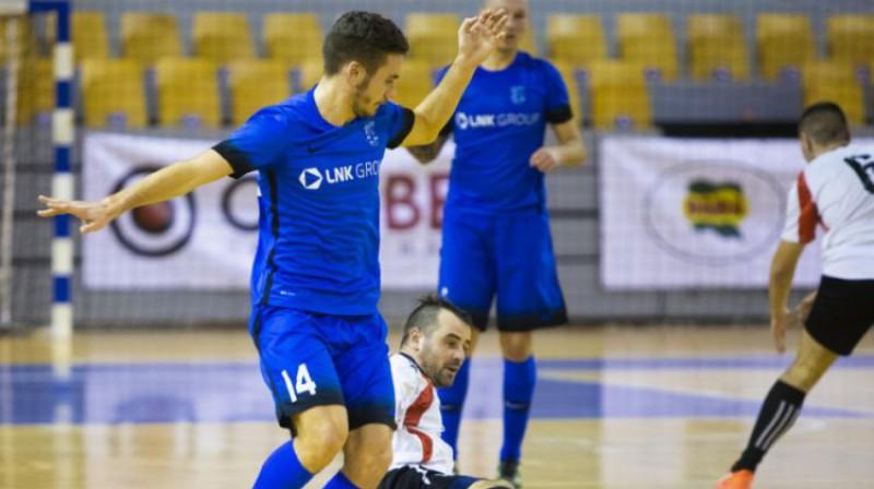 Germans Matjušenko. Foto: FK Nikars