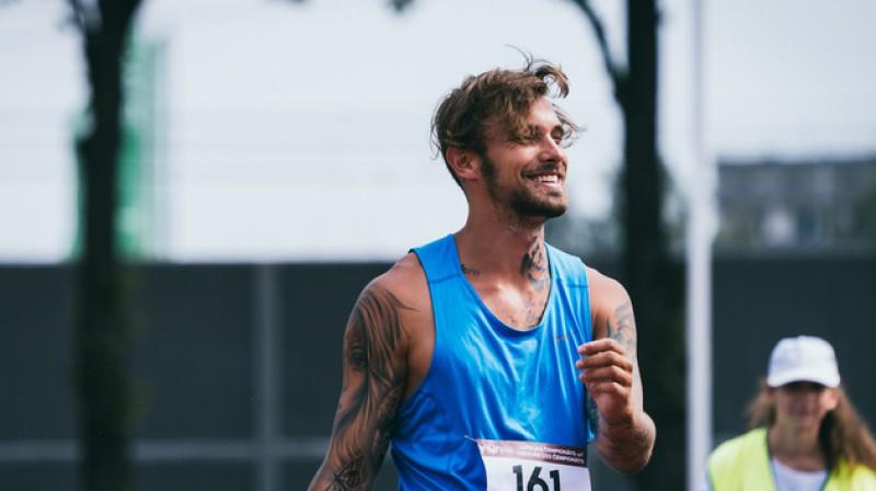 Jānis Vanags. Foto: Sanita Ieva Sparāne, athletics.lv