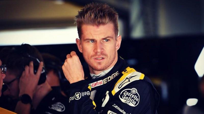 Niko Hilkenbergs. Foto: Renault F1