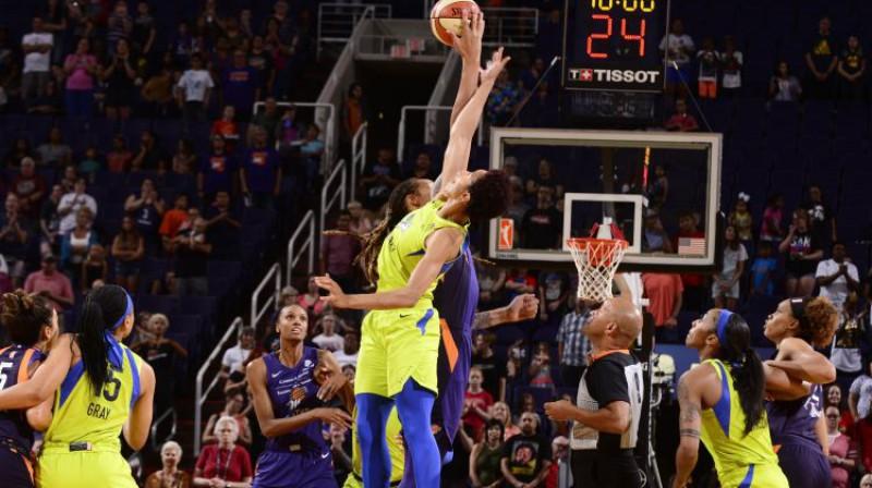 Foto: WNBA