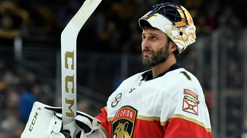 Roberto Luongo