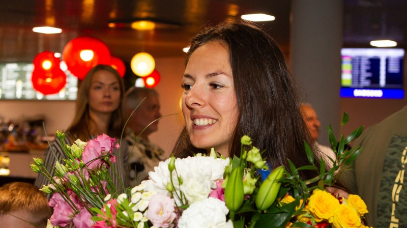 Anasatasija Kravčenoka. Foto: Latvijas Volejbola federācija