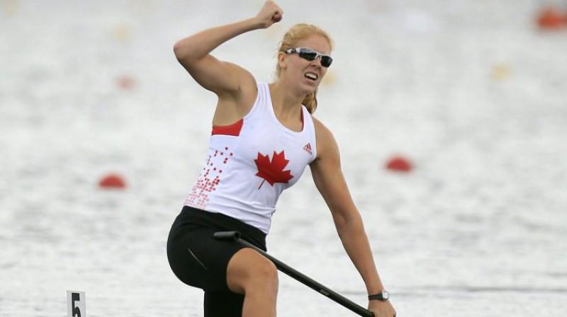 Lorensa Vensāna-Lapointa. Foto: The Canadian Press/PA Images/Scanpix