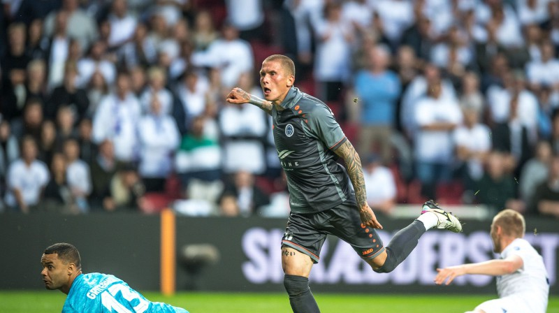 Vladimirs Kamešs. Foto: Zigismunds Zālmanis, Riga FC