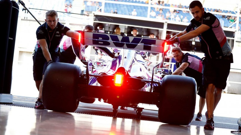 Foto: SportPesa Racing Point F1 Team