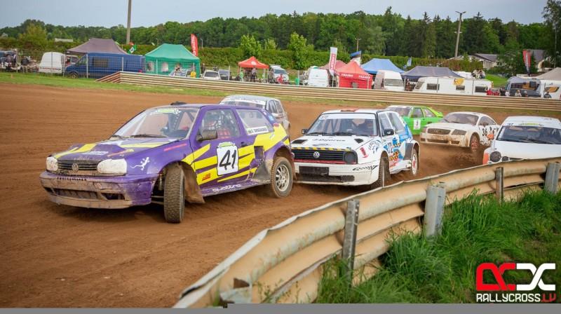 Foto: Rallycross.lv